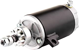 OCPTY SAB0040 New Starter Fit for Omc Johnson Evinrude Marine 40 48 50 60 70 75 HP Many Years, 384163, 387684, 389275, 585063, 586280, MGD4007, MGD4007A, MGD4113, MKW4006, MKW4008 STR-1067 5371