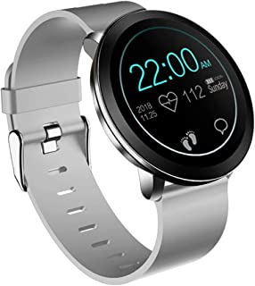 Grist CC Smartwatches Reloj Deportivo Pulsómetro Caloriás Podómetro IP68 Impermeable Reloj Inteligente
