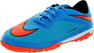 Youth Hypervenom Phelon Turf (Clearwater/Blue Lagoon)