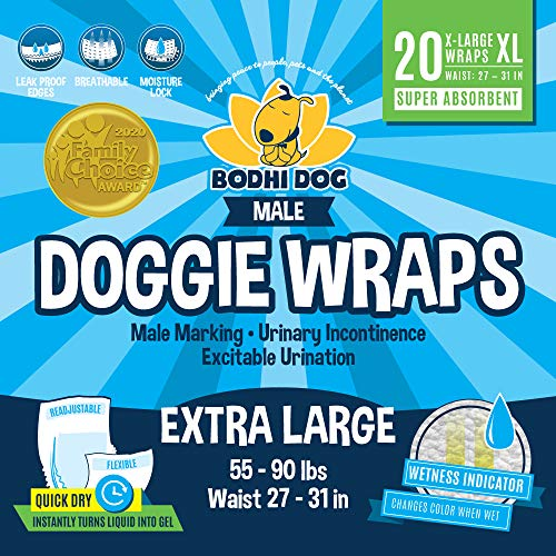 Dog Disposable Diaper Male Xl