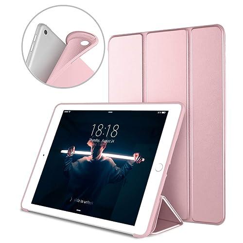 DTTO iPad 9.7 Case 2018 iPad 6th Generation Case / 2017 iPad 5th Generation Case,