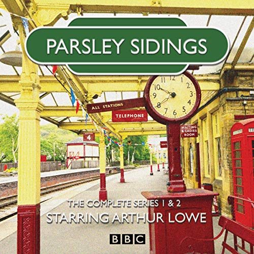 Parsley Sidings audiobook cover art