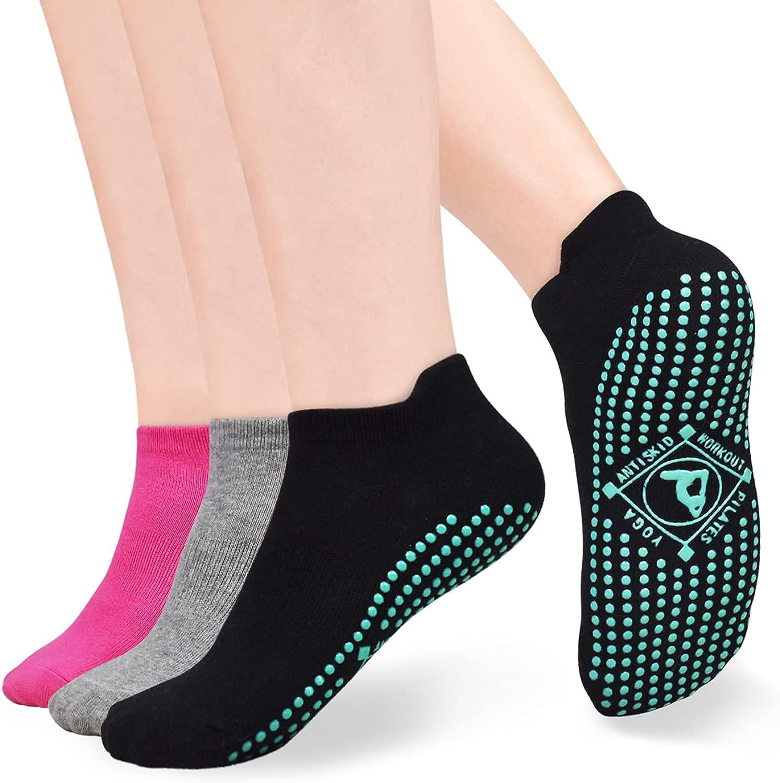 Non Slip Socks Anti online shop Skid Grip Barr Women Pilates Pure Special sale item Yoga for