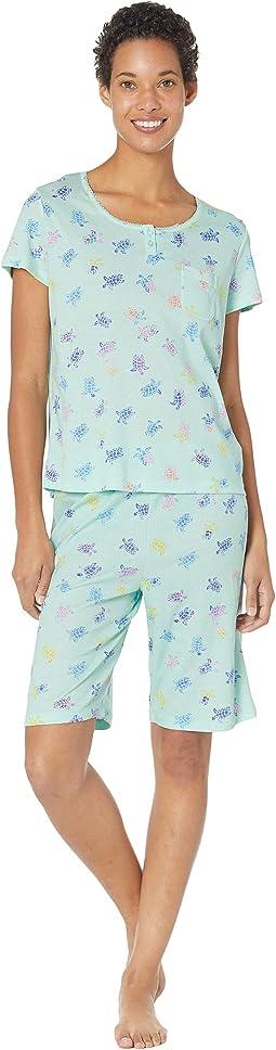 Short Sleeve Pullover Bermuda PJ