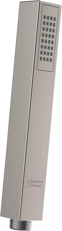 American Standard 1660608.295 Universal NO Family Square Minimal Hand Shower, Brushed Nickel