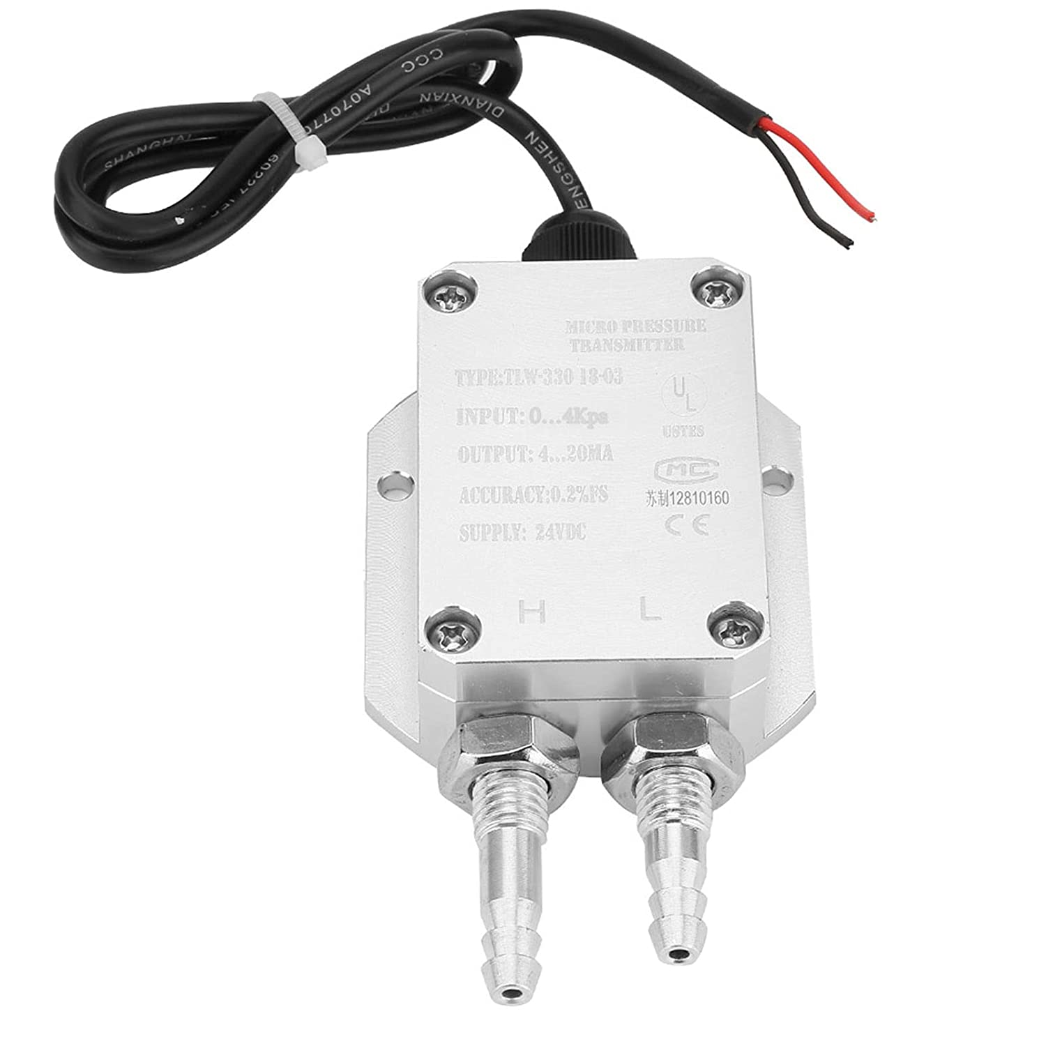 Difference Transmitter 4-20mA High Fresno Mall Large special price Tr Mini Sensitivity Pressure