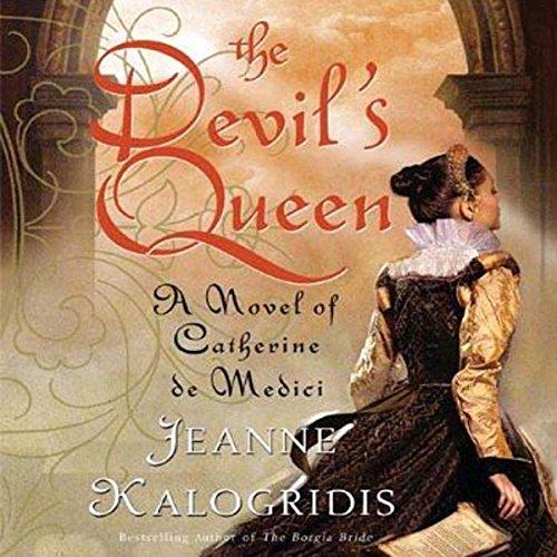 The Devil's Queen audiobook cover art