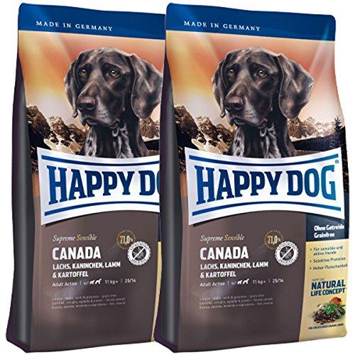 Happy Dog 2 x 12,5 kg Supreme Sensible Canada