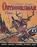 Whitetail Deer Magazine Cover Poster Art...