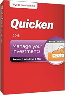 purchase quicken 2018 without subscription