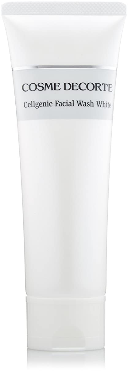 上にそれるおしゃれなコスメデコルテ セルジェニー フェイシャル ウォッシュ ホワイト 125g [並行輸入品]