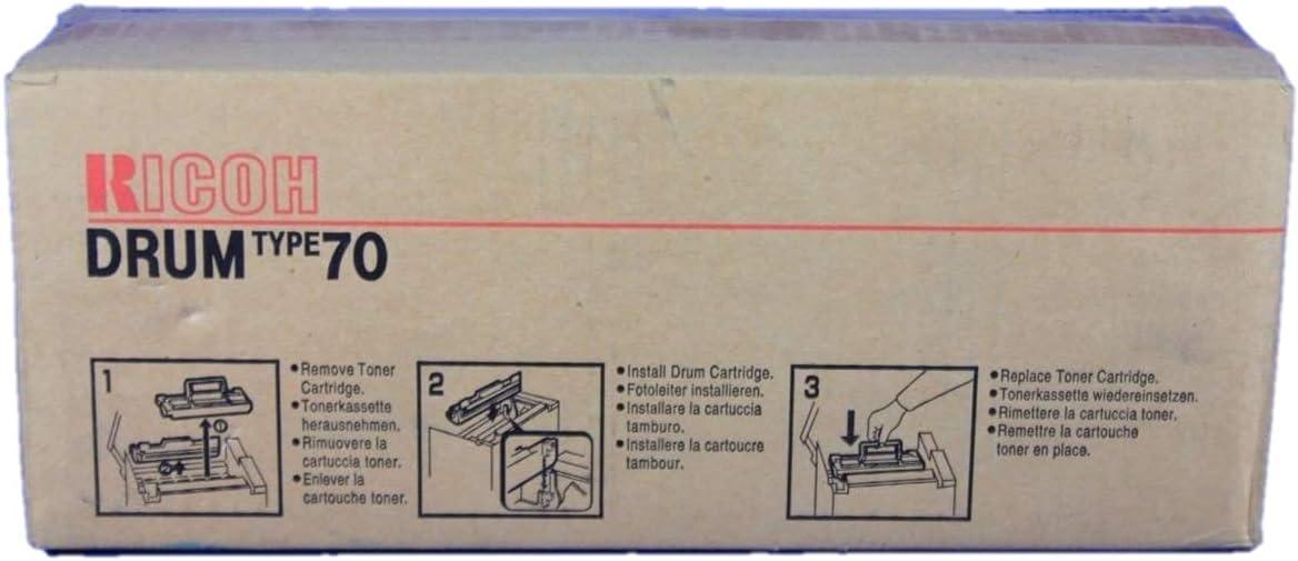 Ricoh 339472 Drum Unit for 1700L and MV106 Fax Machines (Black)