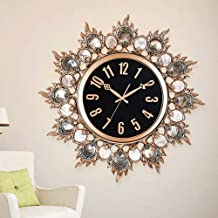 Wall Clock - Resin/Metal/Shell/Personality/Home/Clock, Fashion Wall Clock Living Room Bedroom Creative Mute Clock Wall Clo...