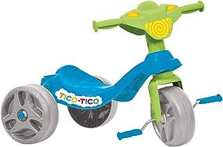 Triciclo Tico Tico, Brinquedos Bandeirante, Multicor