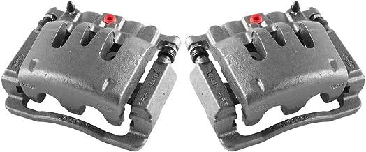CCK02472 [ 2 ] REAR Premium Grade OE Semi-Loaded Caliper Assembly Pair Set