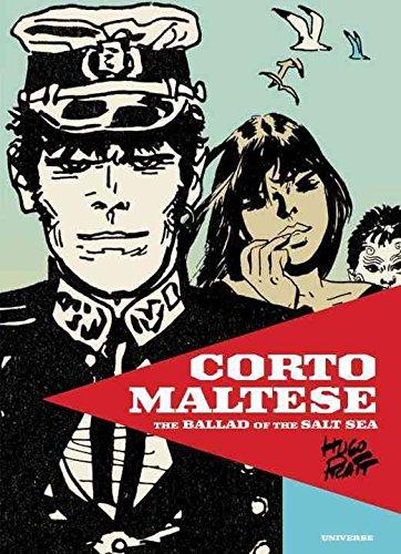 [Corto Maltese: The Ballad of the Salt Sea] (By: Hugo Pratt) [published: March, 2012]