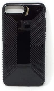 Speck Presidio Glossy Grip Case for iPhone 6S Plus / 7 Plus / 8 Plus Black