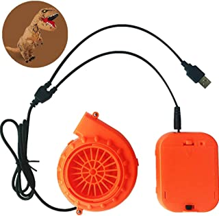 small battery fan for inflatable costumes
