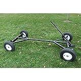 Farm-Tuff Utility Trailer - 2,200-Lb. Capacity, Model Number 03813