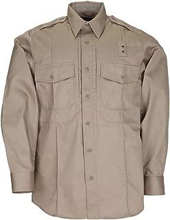 Tactical #72345 Men's PDU Long Sleeve Twill Class B Shirt