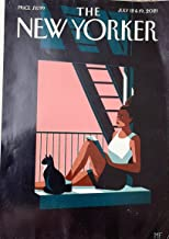 THE NEW YORKER MAGAZINE July 12. & 19, 2021