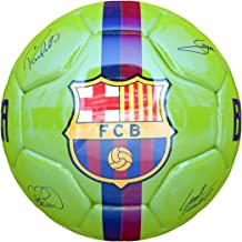 JOSMA SPORT Balón Mediano F.C. Barcelona Away 18/19 Verde