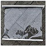 YAN FEI Patio Puerta Ventana Rodillo Shade Persianas - Plástico Transparente, Pérgola Al Aire Libre Gazebo A Prueba de Viento Clear Clear Roll Sciel, Pantalla de Corte Interior Quick