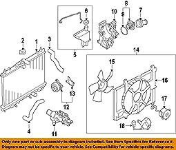 Nissan 11061-EL00A, Engine Water Pump Housing