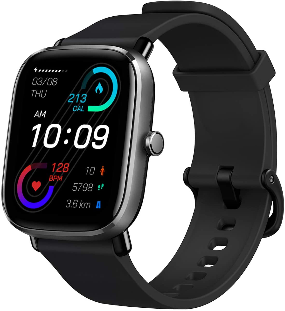 Smartwatch Amazfit GTS 2 por 74,90€ ¡¡Ahorras 33€!!