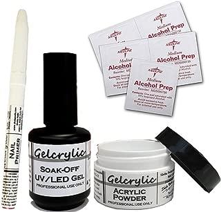 SHEBA NAILS Gelcrylic Pro Kit