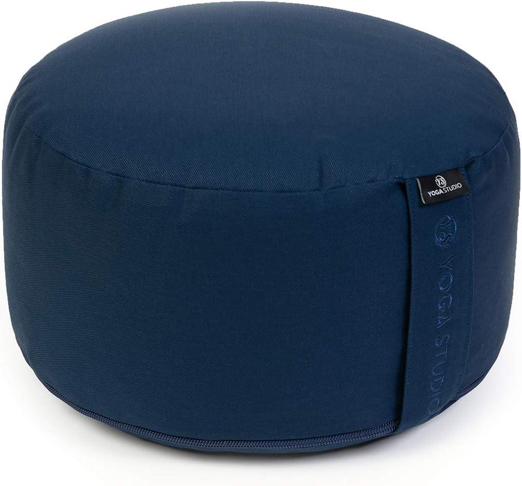 Yoga Studio Cylinder Meditation Cushion Large