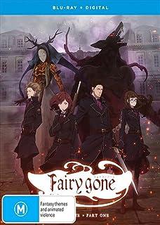Fairy gone: Season 1 Part 1