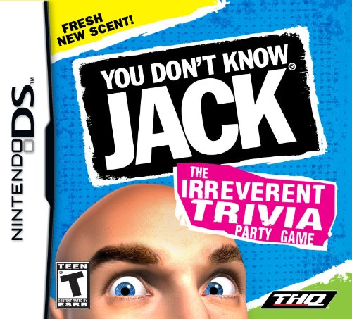 THQ You Don't Know Jack (DS) - Juego