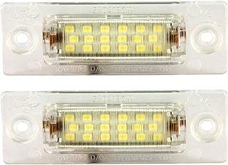 rosso Dectane BA9R BA9S LED parcheggio luci numero 2