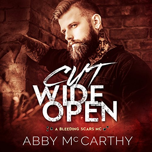 Cut Wide Open  By  cover art