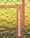 Trampolin Meisterschaft - 4 Spieler / 4 Team - Wettkampfsport- und Erholungstische