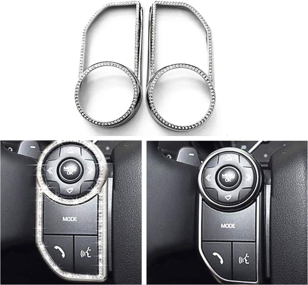 NIUHURU Car Interior Trim Bling In a popularity Accessories Sale special price Rover Land R for fit