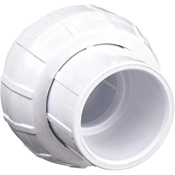 Homewerks Worldwide 512-14-112-112B 1-1//2 PVC Slip Union