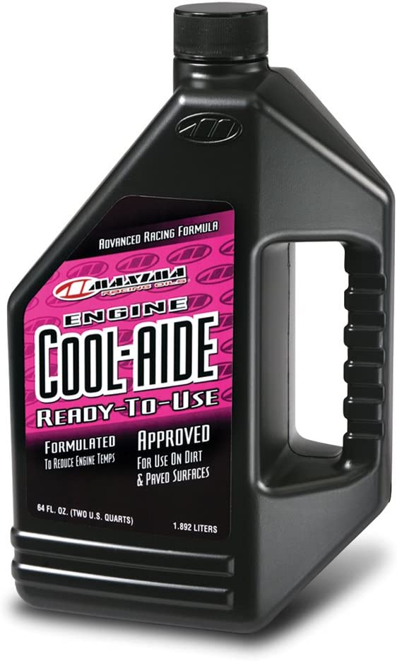 Time sale Maxima 84964 Cool-Aide Ready-to-Use Coolant 64 Weekly update - Bottle oz.