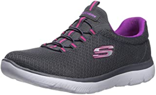 Skechers Summits Donna Sneaker Grigio 37 EU