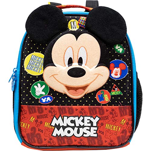 Lancheira Mickey Y1-9324 - Artigo Escolar