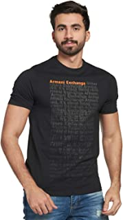 A I X Armani Exchange T-Shirts For Men , 3GZTGD , , XXL