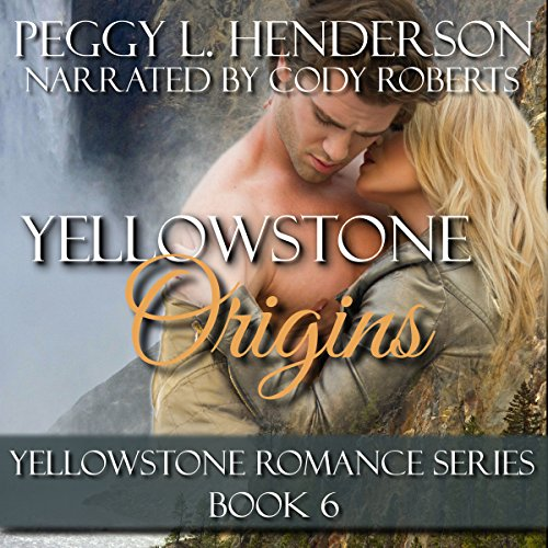 Yellowstone Origins audiobook cover art