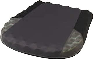 西川(Nishikawa) [AIR(エアー)] クッション ブラック Sサイズ 点で支える 負担を分散 座り仕事 持ち運び HG97801633M