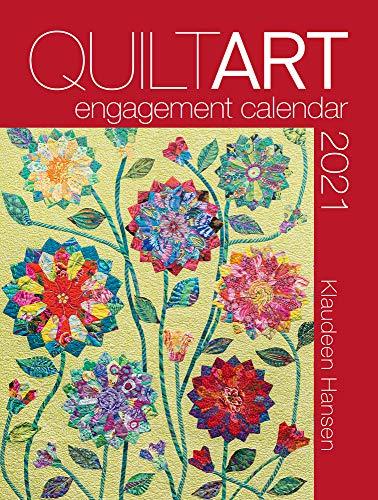 Quilt Art 2021 Calendar