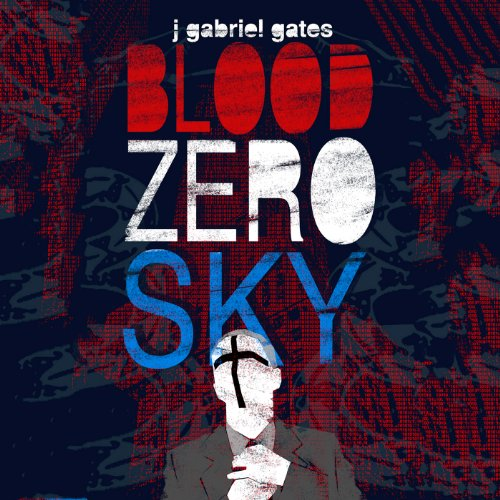 Blood Zero Sky audiobook cover art