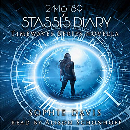 2446-89: Stassi's Diary  By  cover art