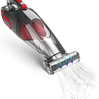 Dibea Handheld Cordless Vacuum Cleaner Lightweight Rechargeable for Home Pet Hair Car Cleaning with Motorized Brush, BX350
