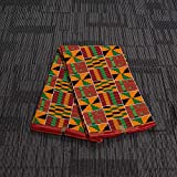 CHZIMADE Batik 24FS1380 AYard afrikanisches Wachstuch