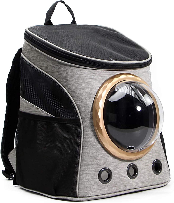 Pet Backpack Space Pet Backpack Cabin Cat Bag Rabbit Dog Cage Cat Bag Out Portable